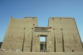 Egypten-Nilenkryssning-Edfu1