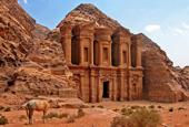 Jordanien-Petra4
