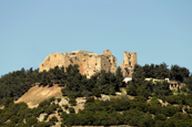 Jordanien-Ajloun-Castle